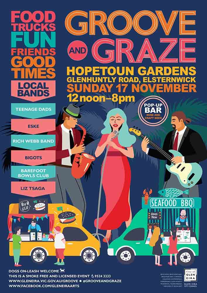 Groove and Graze Festival 2019